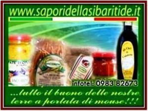La gastronomia calabrese??...puoi trovarla sul web!!